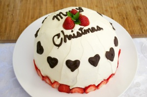 Japanese Christmas Cake2