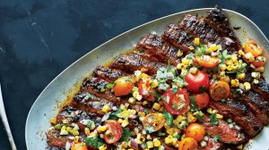 dry-rubbed-flank-steak-with-grilled-corn-salsa